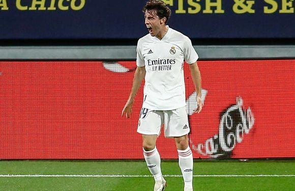 Posible Alineación del Real Madrid frente al Osasuna