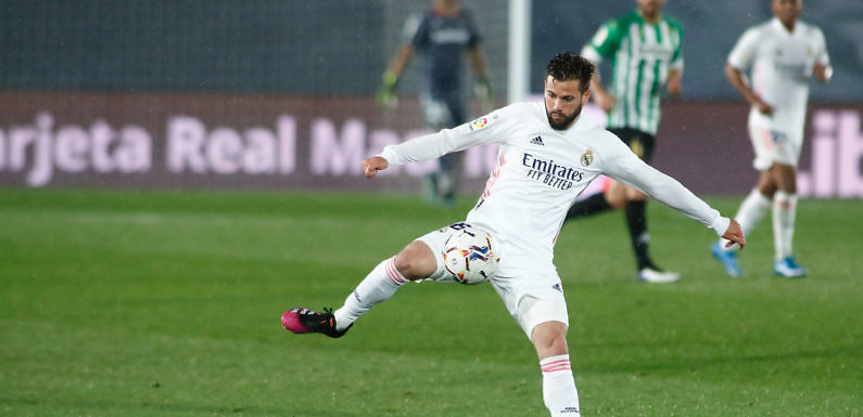 Posible Alineación Titular del Real Madrid frente al Chelsea
