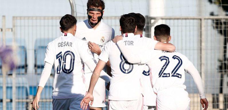 RM Castilla | Al Castilla se le escapan dos puntos (2-2)