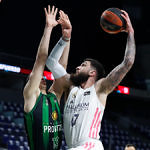 poirier real madrid joventut debut