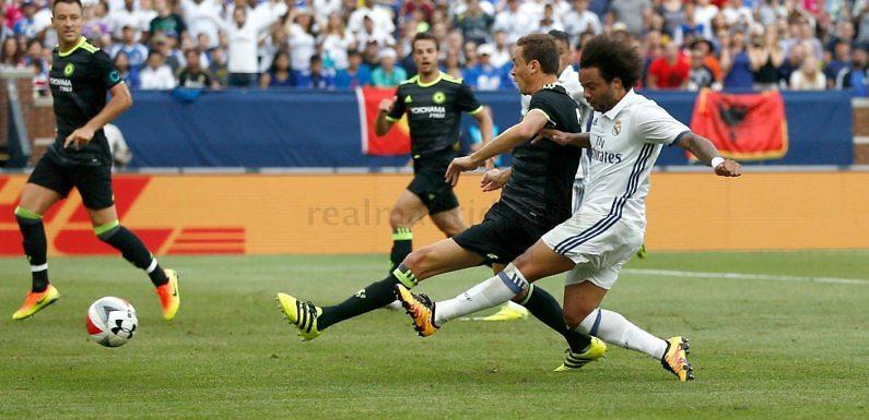 Los enfrentamientos entre Real Madrid y Chelsea