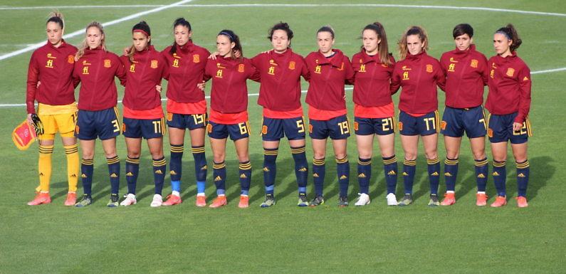 Marta Cardona marca y Olga Carmona asiste en el España-México (3-0)