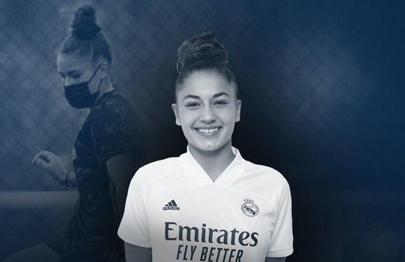 Carla Camacho, la perla de la cantera, ficha por Unik Sports Management