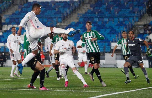 Crónica Real | El Real Madrid no puede con el Betis en un partido con polémica (0-0)