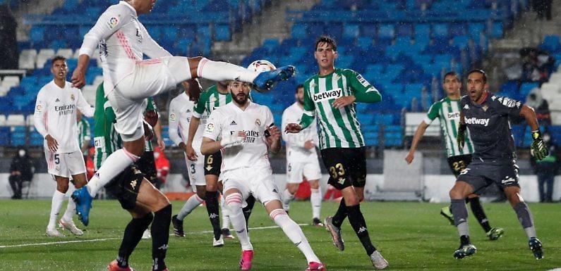 Crónica Real   El Real Madrid no puede con el Betis en un partido con polémica (0-0)