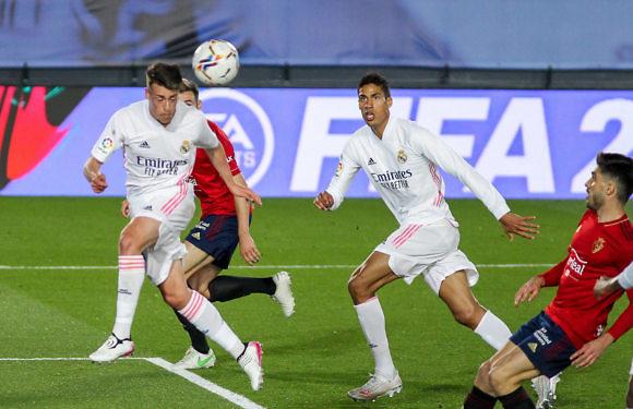 Calificaciones Blancas   Real Madrid 2-0 C.A. Osasuna