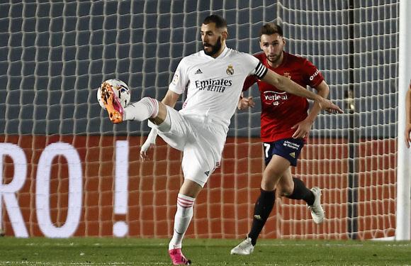 Posible Alineación del Real Madrid frente al Sevilla