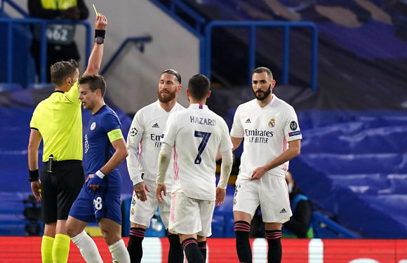 Calificaciones Blancas | Chelsea 2 – 0 Real Madrid