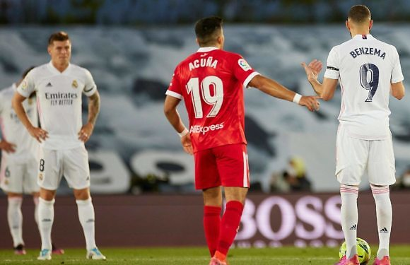 Calificaciones Blancas   Real Madrid 2-2 Sevilla FC
