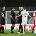 zinedine zidane real madrid sevilla arbitros