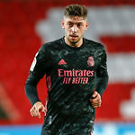 fede valverde real madrid
