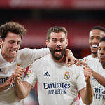 real madrid nacho gol athletic
