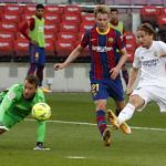 modric real madrid gol camp nou barcelona