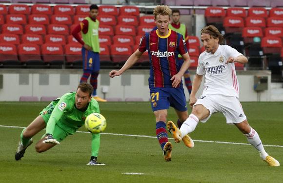 El Real Madrid debutará ante el Alavés en la Liga 2021/2022