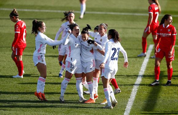 Crónica Real | Partido muy serio del Real Madrid Femenino y tres puntos más (0-3)