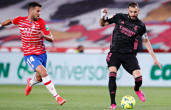 Crónica Real | Buen partido del Madrid para seguir en la lucha (1-4)