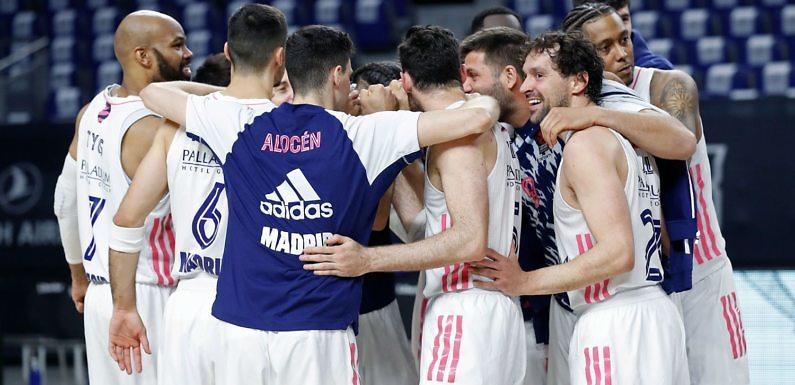 Liga Endesa | El Real Madrid visita Zaragoza tras el milagro de la Euroliga