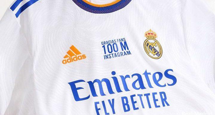 El Real Madrid supera los 100 millones de seguidores en Instagram