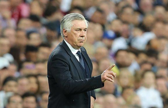 Ancelotti vuelve a debutar como técnico madridista en el Bernabéu
