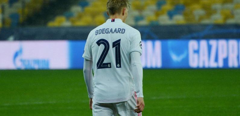 Martin Odegaard confirma su vuelta al Real Madrid