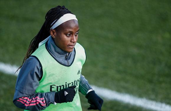 Chioma Ubogagu, expulsada del Real Madrid Femenino por indisciplina