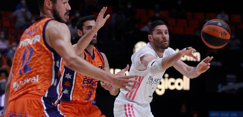 Liga Endesa   Todo al tercero frente a Valencia