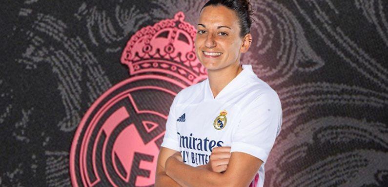 Aurelie Kaci renueva por el Real Madrid Femenino