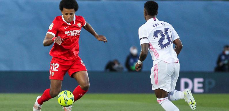 El Real Madrid no valora fichar a Koundé