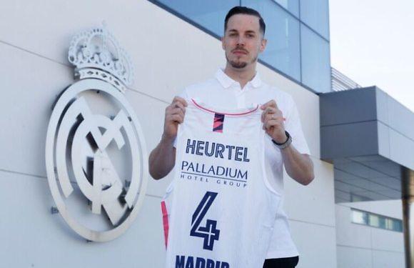 Thomas Heurtel ya es jugador del Real Madrid