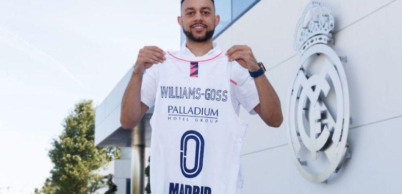 Nigel Williams-Goss, fichaje exterior para el Real Madrid