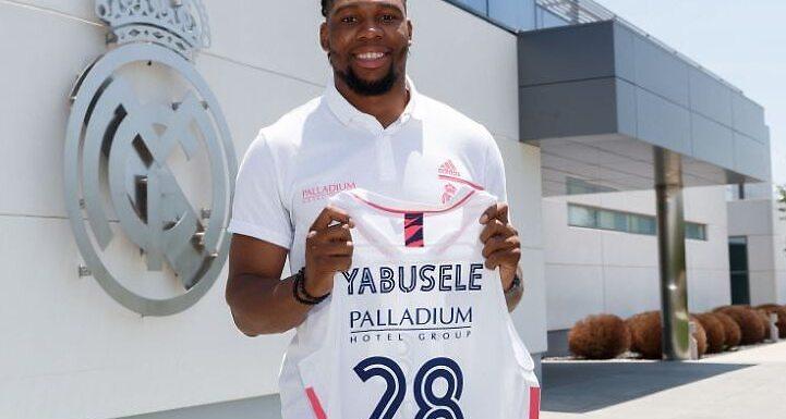 Guerschon Yabusele, nuevo jugador del Real Madrid Baloncesto