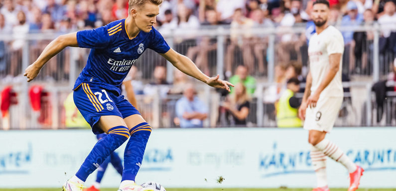 Ødegaard se va del Real Madrid