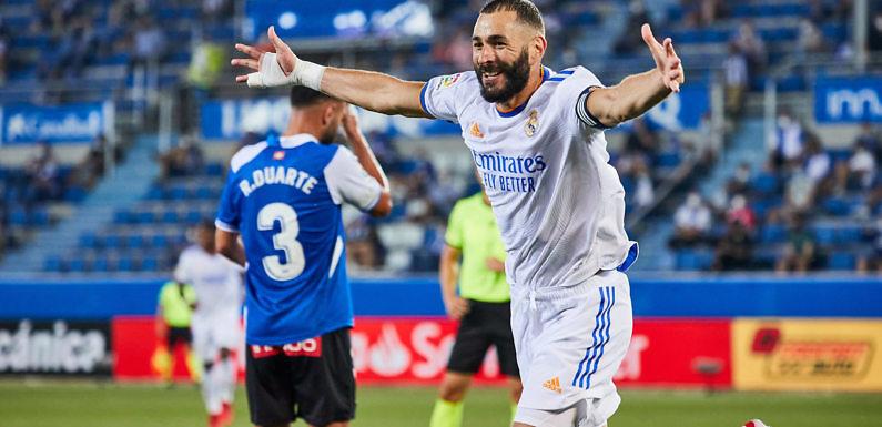 Karim Benzema renueva hasta 2023