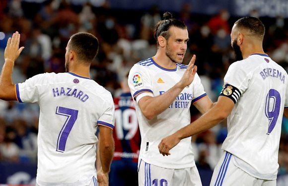 Calificaciones Blancas |  Levante UD 3-3 Real Madrid