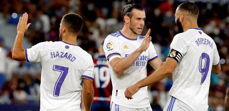 Calificaciones Blancas    Levante UD 3-3 Real Madrid