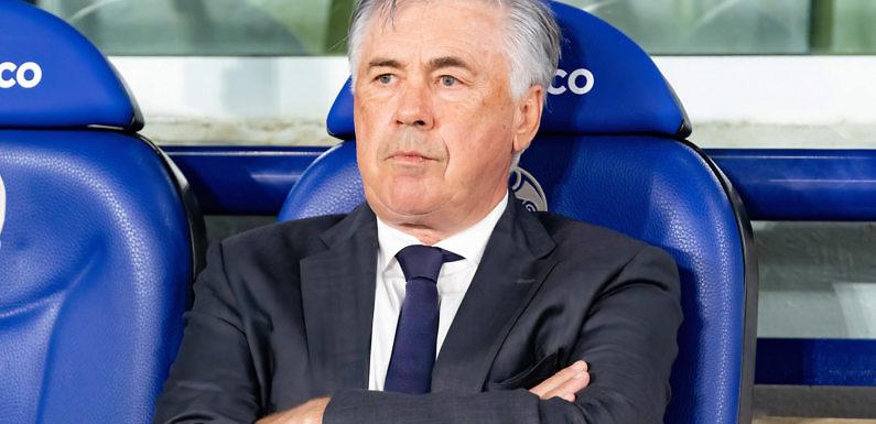 Opinión | ¿Mucha competencia al frente? La decisión de Carlo Ancelotti
