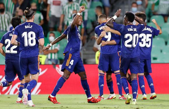 Calificaciones Blancas | Real Betis 0-1 Real Madrid