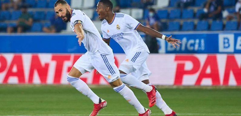 Previa Levante-Real Madrid   El Madrid se examina ante un rival incómodo