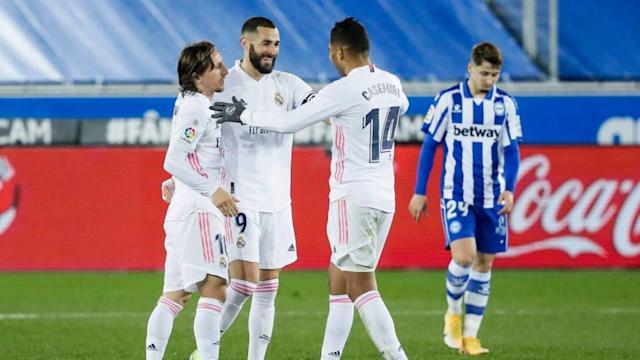 Previa Alavés-Real Madrid | Arranca el nuevo proyecto de Ancelotti
