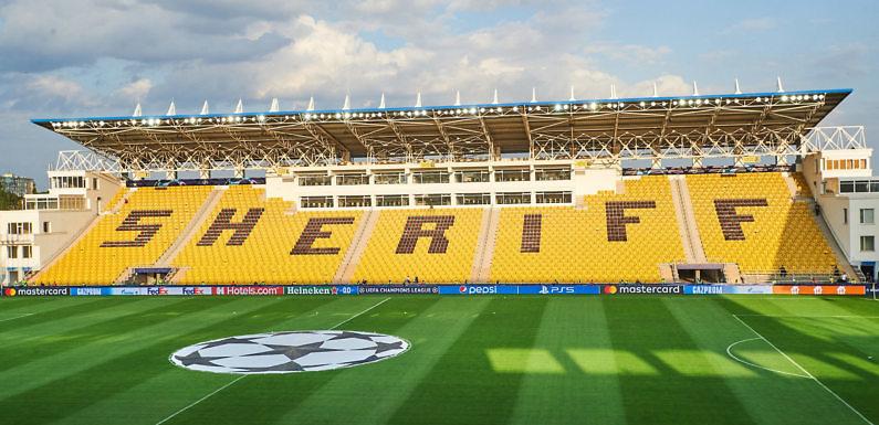 Scouting MR   FC Sheriff Tiraspol (Fase de grupos, J2)