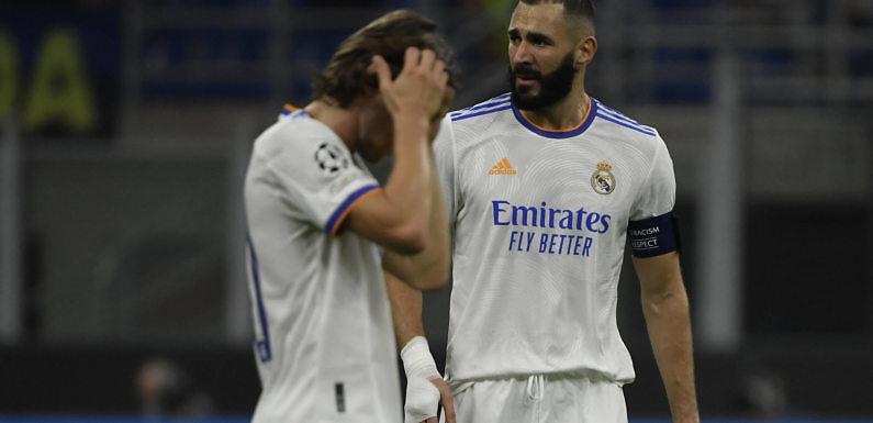 Calificaciones Blancas | Inter Milán 0-1 Real Madrid
