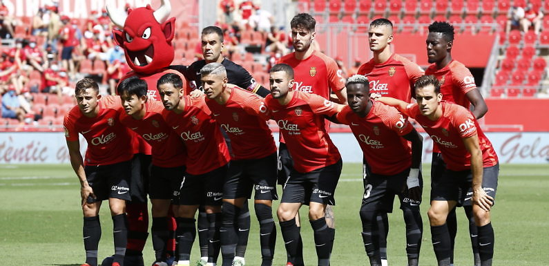 Scouting MR   Mallorca. Liga Santander 2021/22 (J6)