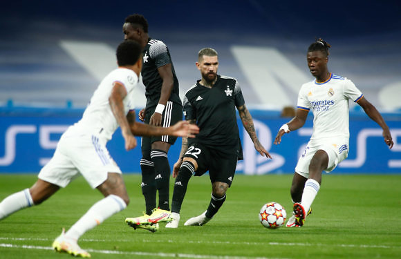 Crónica Real | Los blancos pierden tres puntos ante el Sheriff moldavo