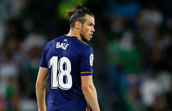 Gareth Bale fuera de los terrenos de juego para las próximas semanas