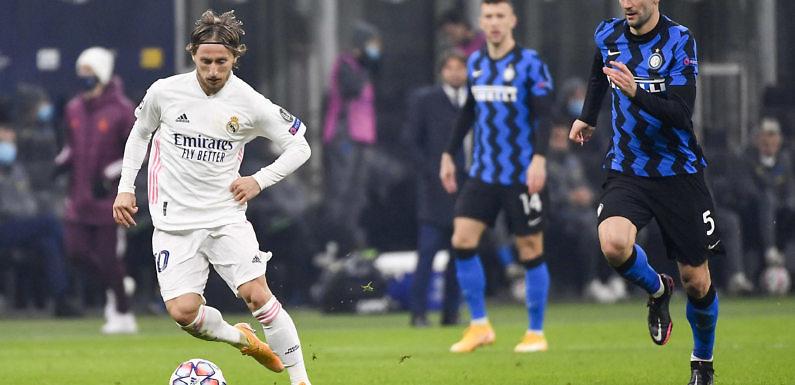 Previa Inter de Milan – Real Madrid   Duelo con aroma a historia
