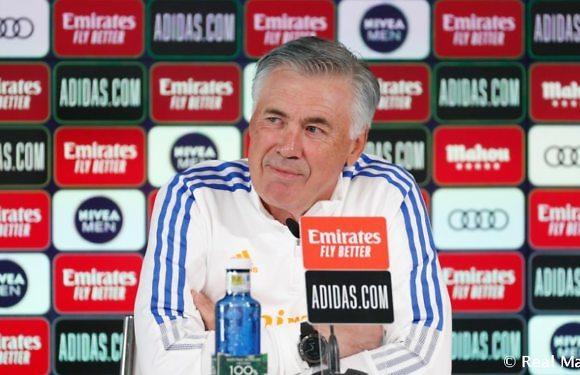Carlo Ancelotti: «Para ganar al Villarreal hay que hacer las cosas muy bien»