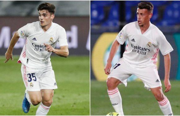El Castilla echa en falta a Miguel Gutiérrez y Antonio Blanco