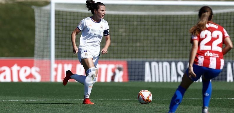 Crónica Real   Los errores defensivos condenan al Real Madrid Femenino (0-2)