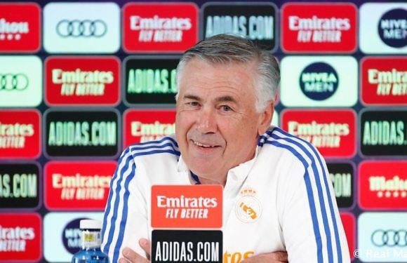 "Carlo Ancelotti: ""Vinicius hubiera explotado igual si hubiera llegado Mbappé"""