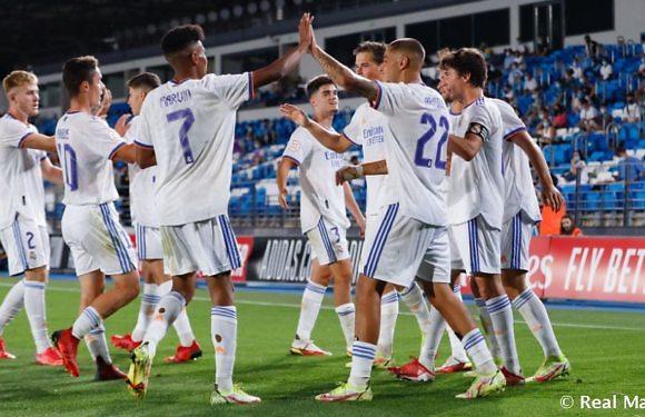 RM Castilla | El regreso ideal al Di Stéfano (4-0)